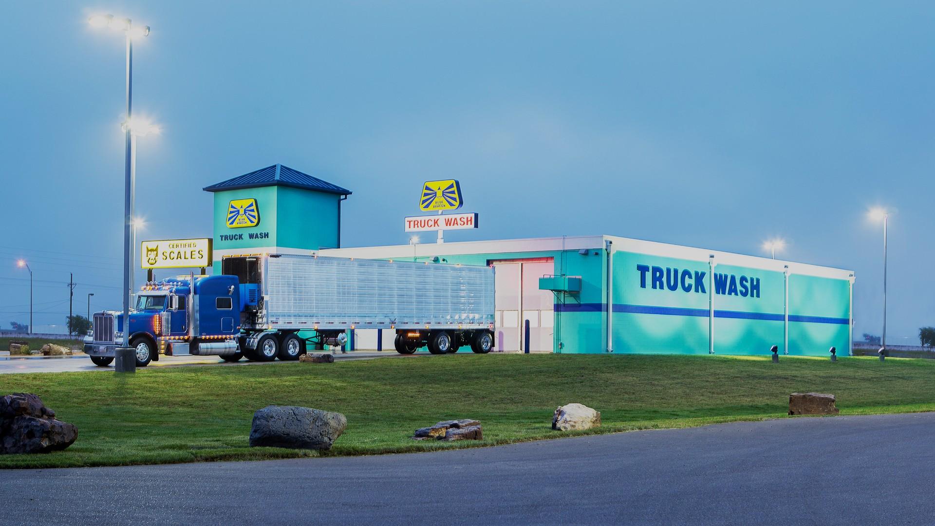 Home - Blue Beacon Truck Wash